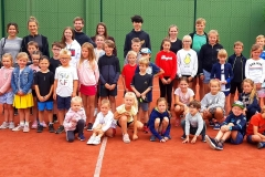 Tenniskamp juli 2020