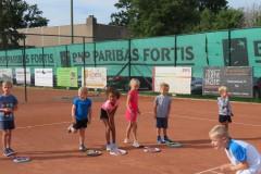 Tenniskamp 5 augustus